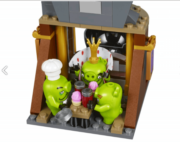 Angry Birds конструктор