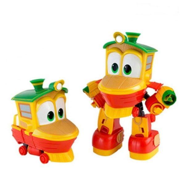 Поезд трансформер Duck (Утка)