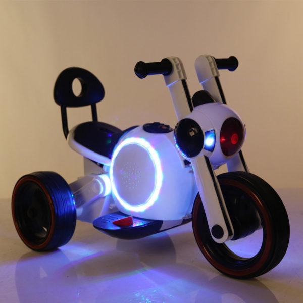 Детский-электромотоцикл