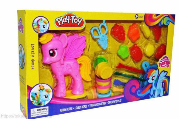 Набор для творчества Play-Toy с Пони