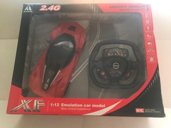 Машина на радиоуправлении