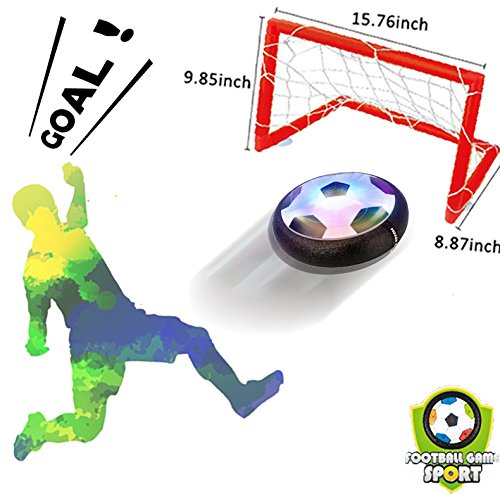 flashing air soccer