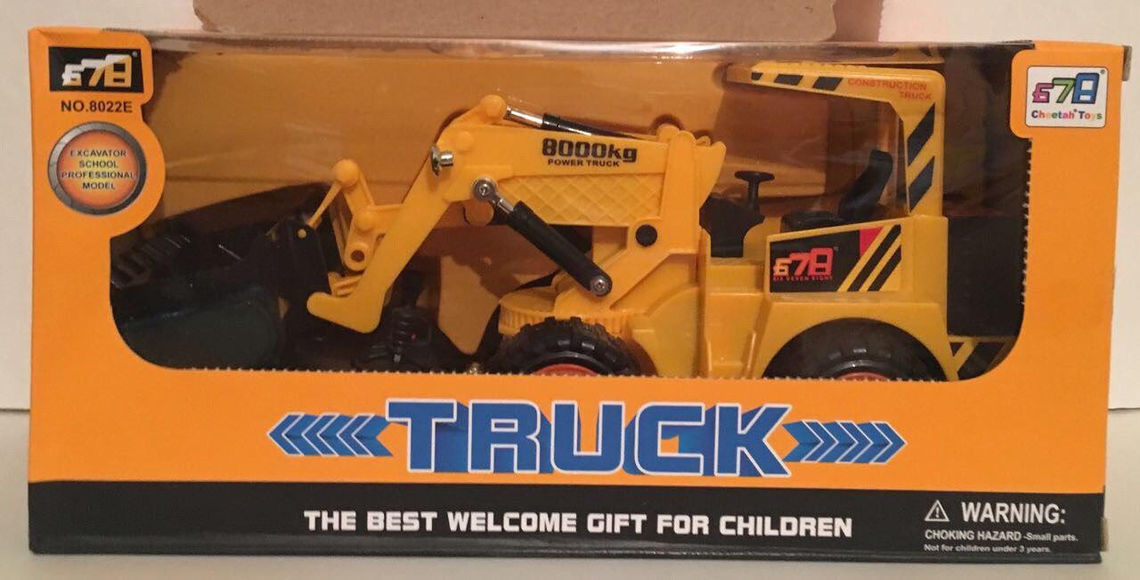грузовик детский