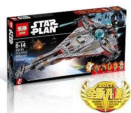 konstruktor--lepin-star-wars