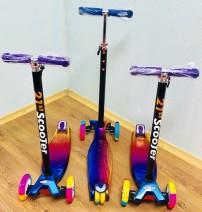 Самокат детский Scooter макси