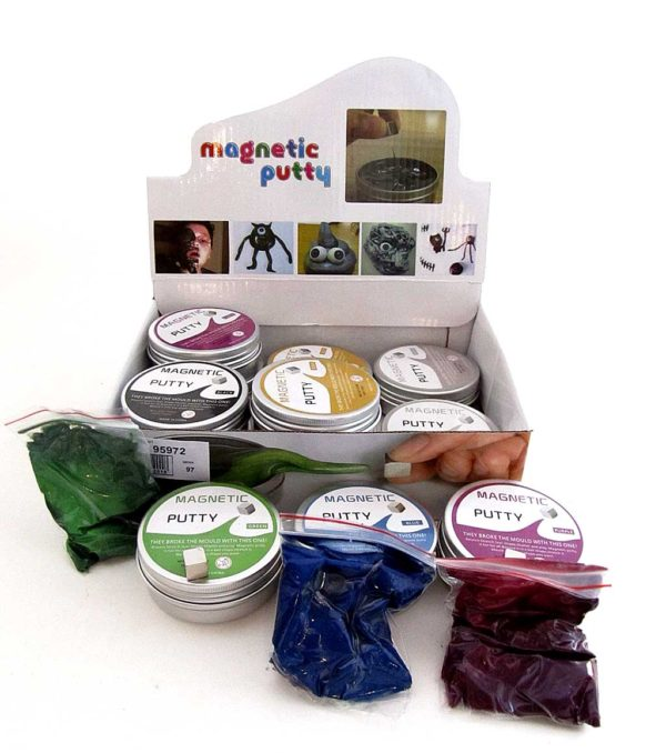 Лизун магнитный Magnetic Putty