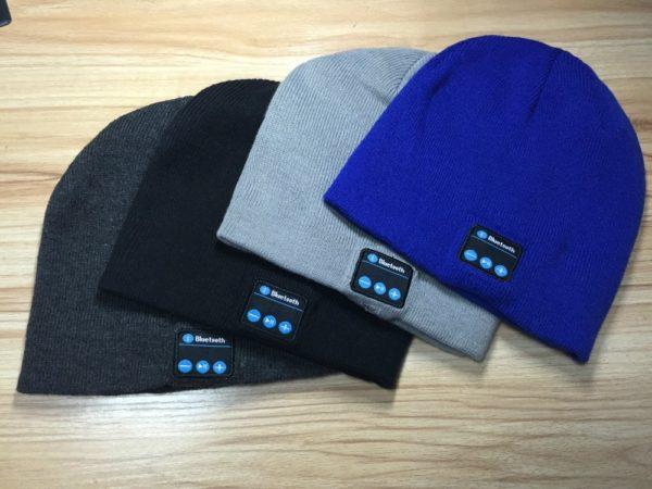 шапка наушники