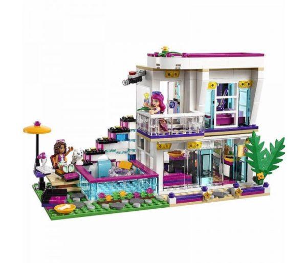 Дом Ливи
