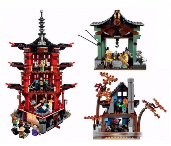 Храм Аэроджитцу