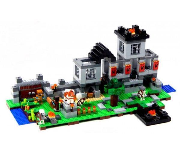 Крепость Стива