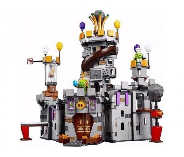 Замок короля свинок