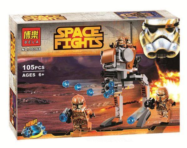 Конструктор Bela 10368 Пехотинцы планеты Джеонозис