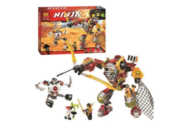 Конструктор Bela 10525 Робот-спасатель