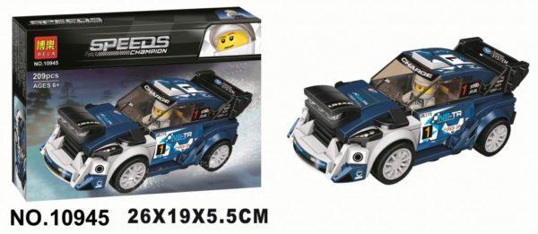 Конструктор Bela 10945 Ford Fiesta M-Sport WRC